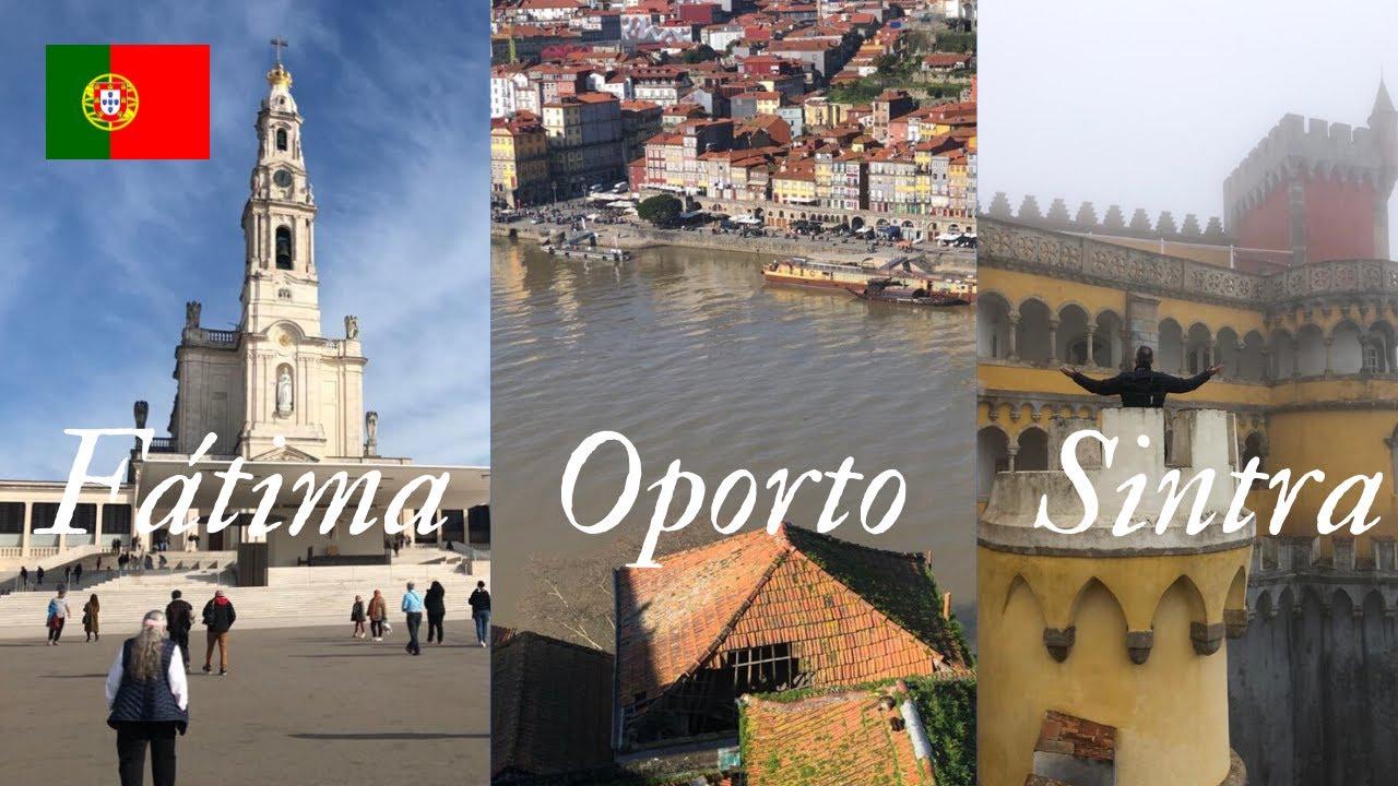 Tres ciudades portuguesas #3 😊(4K) | Armando la Ruta