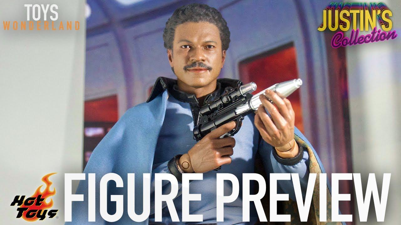 Hot Toys Lando Calrissian Star Wars Empire Strikes Back - Figure Preview Episode 64