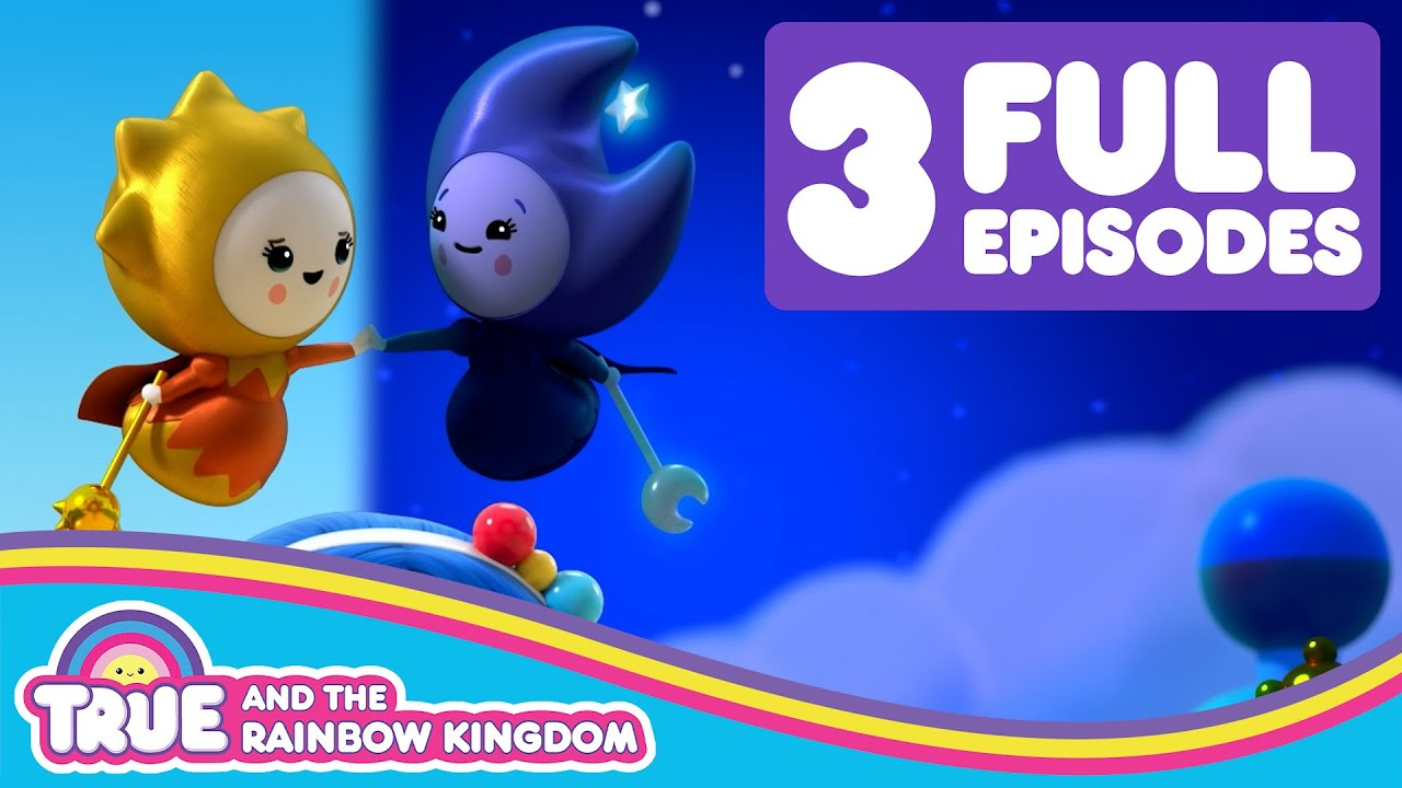 Download True and the Rainbow Kingdom Full Episodes Compilation - Queens of the Day and Night & More