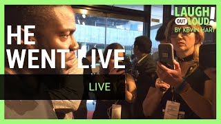 Just For Laughs   Eat My Shorts   Kevin Hart Live