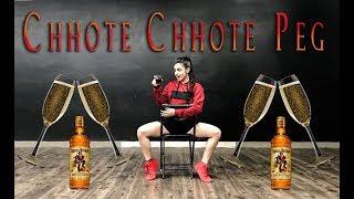 Chhote Chhote Peg | Yo Yo Honey Singh | Neha Kakkar | Choreography Sumit Parihar ( Badshah )