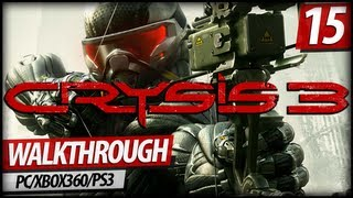 Crysis 3 Walkthrough - Mission 7 | Gods & Monsters (PC/XBOX360/PS3)