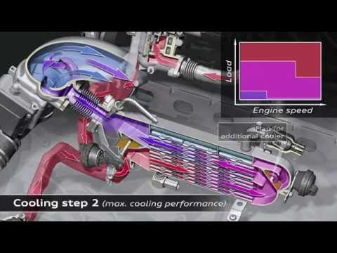 Recirculación de Gases de Escape - Sistema EGR de Audi