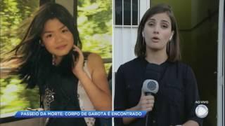 Menina de 17 anos é encontrada morta em matagal na rua de casa