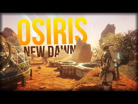 SURVIVAL IN SPAAAAACE! | Osiris: New Dawn (Gameplay Part 1)