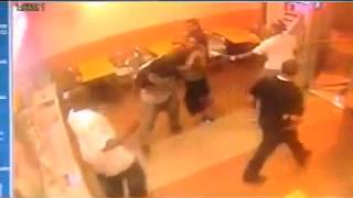 Caught On Tape_ Violent Machete Attack On 2 Innocent People In Paterson, NJ!