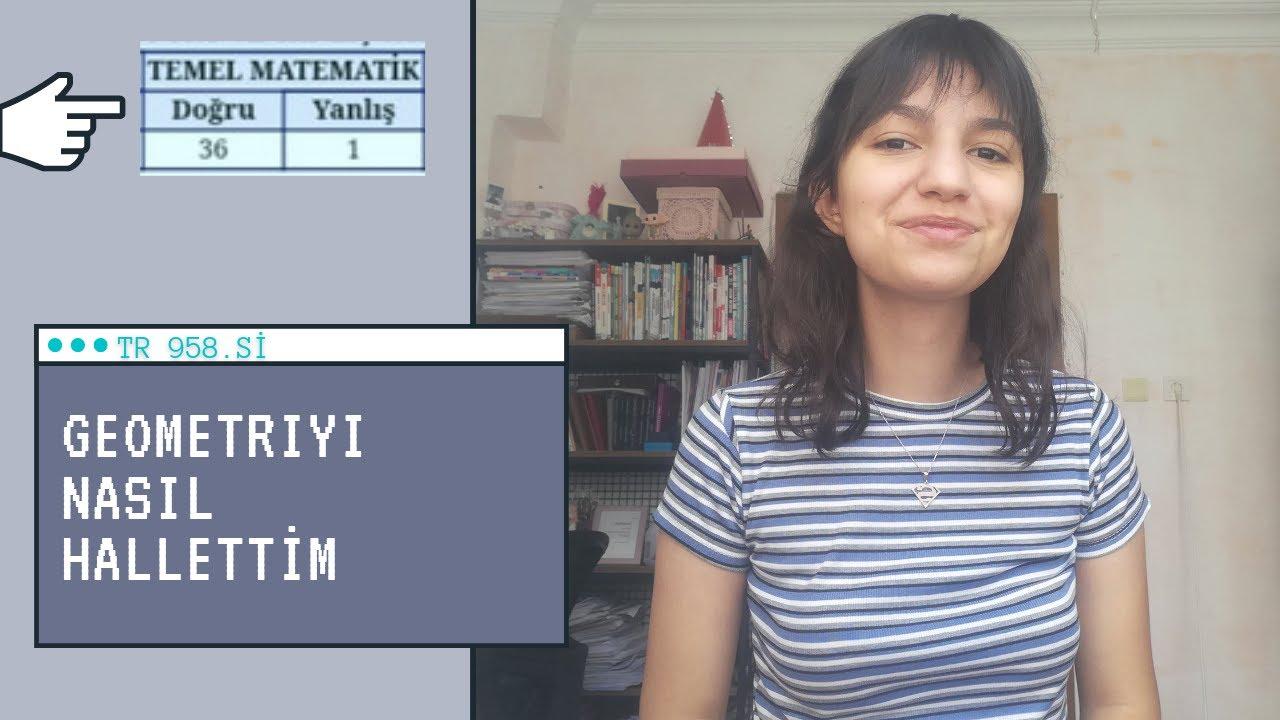 📐📏 GEOMETRİ NASIL ÇALIŞILIR? + PDF | YKS TYT AYT