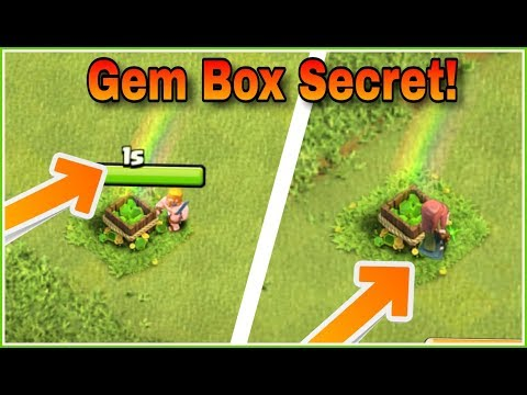 IMPORTANT FACTS about GEM BOX which you should know! IF YOU PLAY CLASH OF CLANS