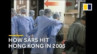 The Lasting Effects Of Sars In Hong Kong