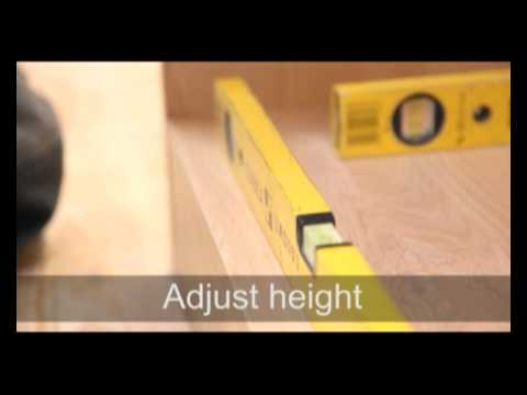 Diy Bedroom Furniture How To Level Your Supply Only Wardrobe
