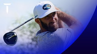 Dustin Johnson shoots 66 to lead by two | Round 3 Highlights | 2021 Saudi International