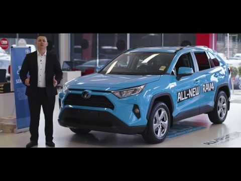 Australian 2020 Toyota Rav-4 Overview Presented By Brian Hilton Toyota