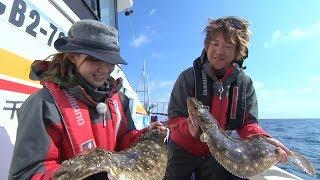 #108 冬の人気魚種ヒラメを楽しみ尽くす!