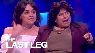 Miriam and Hayley Hate Disability Cuts - The Last Leg