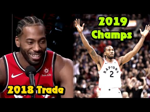 7 NBA Trades That INSTANTLY Led To A Championship!