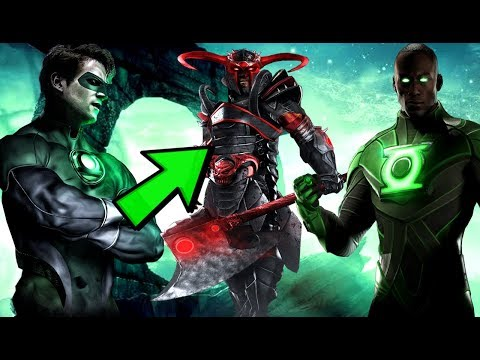 Thumbnail: Justice League NEWS MAJOR Green Lantern NEWS Costume DESIGN & VFX Suit Breakdown!!! Green Lanterns?