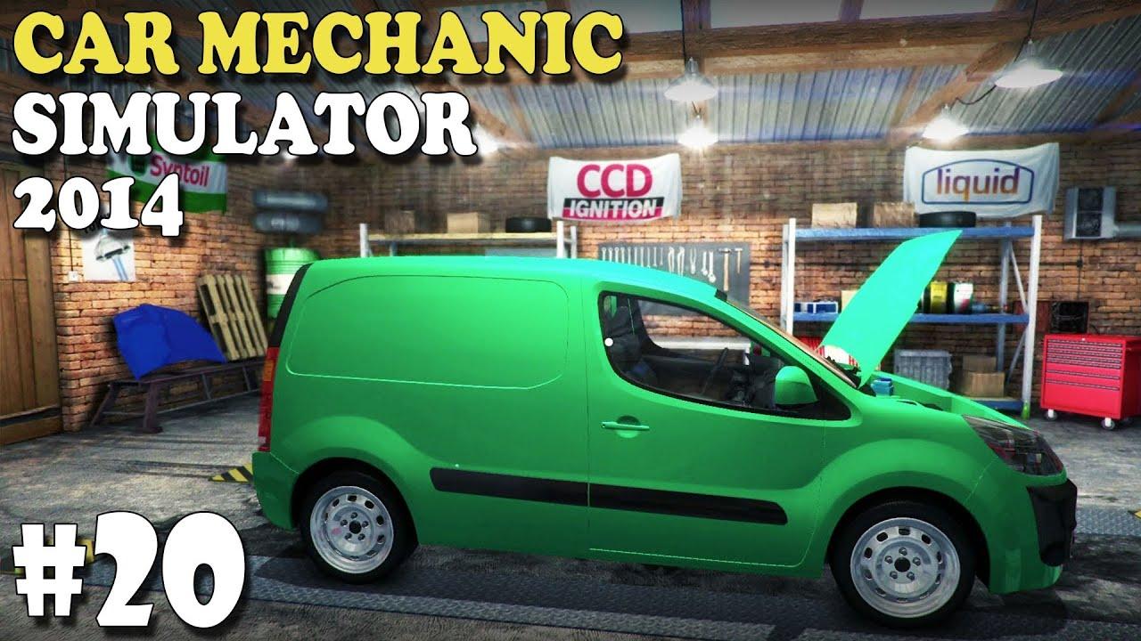 Interactive Car Mechanic Games
