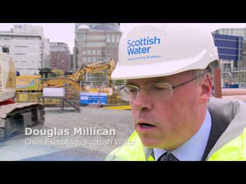 Billions to be invested by Scottish Water