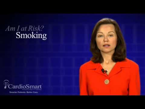 Risk Factors for Heart Disease~Smoking
