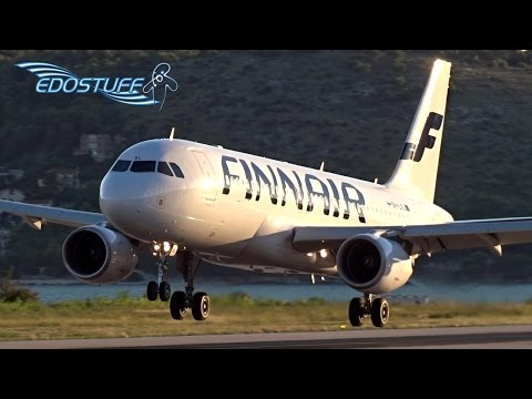 Split Airport SPU/LDSP - Half Hour of Plane Spotting - Episode 19