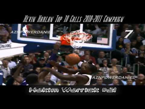 Kevin Harlan Top 10 Calls 2010-2011 Campaign