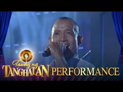 Tawag ng Tanghalan: Romeo Magbanua Jr. | Sa Piling Mo