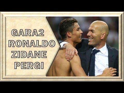 TERUNGKAP Ronaldo Jadi Pemicu Kepergian Zidane dari Madrid Mp3