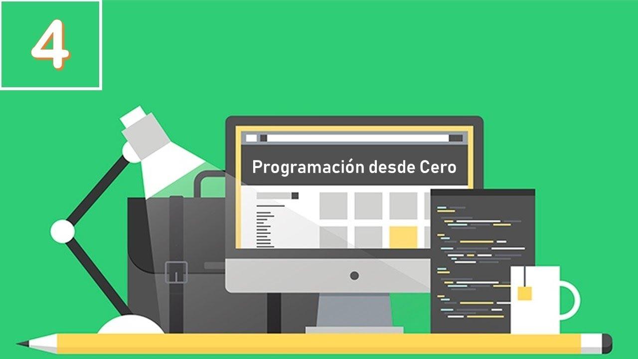 3. Programación desde Cero | Algoritmos y Programación | Algoritmo y  Programa - YouTube