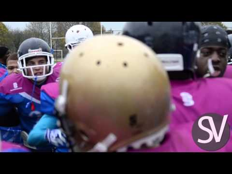 The Johnson Chant - Coventry University Jets vs Worcester Royals - American Football
