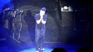 Eason Chan Concert @Manchester- 天下無雙+浮誇