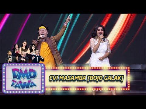Asyik! Yuk Joget Bareng Danang Feat Evi Masamba [BOJO GALAK] - DMD Tawa (14/11)