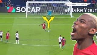 10 Tipuan Penalti Ter Emezing Dalam Sepak Bola ● Kiper Sampai Terkecoh ● HD