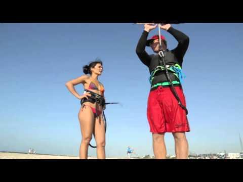 Duco Maritime Kite Surfing at Jumeirah 3, Dubai