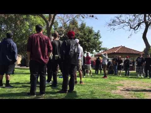 Anaheim KKK rally