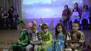 "МЮЗИКЛ по сказке  В.Сутеева ""Под грибом"" 3.11.2016"