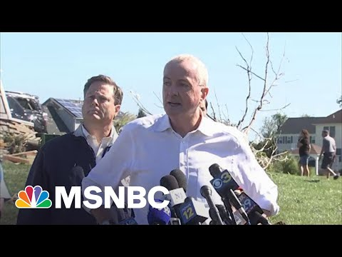 New Jersey Governor Submitting 'Major Disaster Declaration' To FEMA