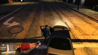 GTA V - Locked Vehicles MOD