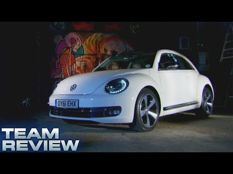 Volkswagen Beetle Team Review Fifth Gear