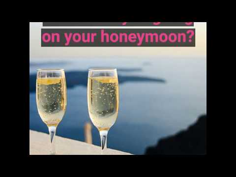 2019 Honeymoon Destinations | The Pink Bride