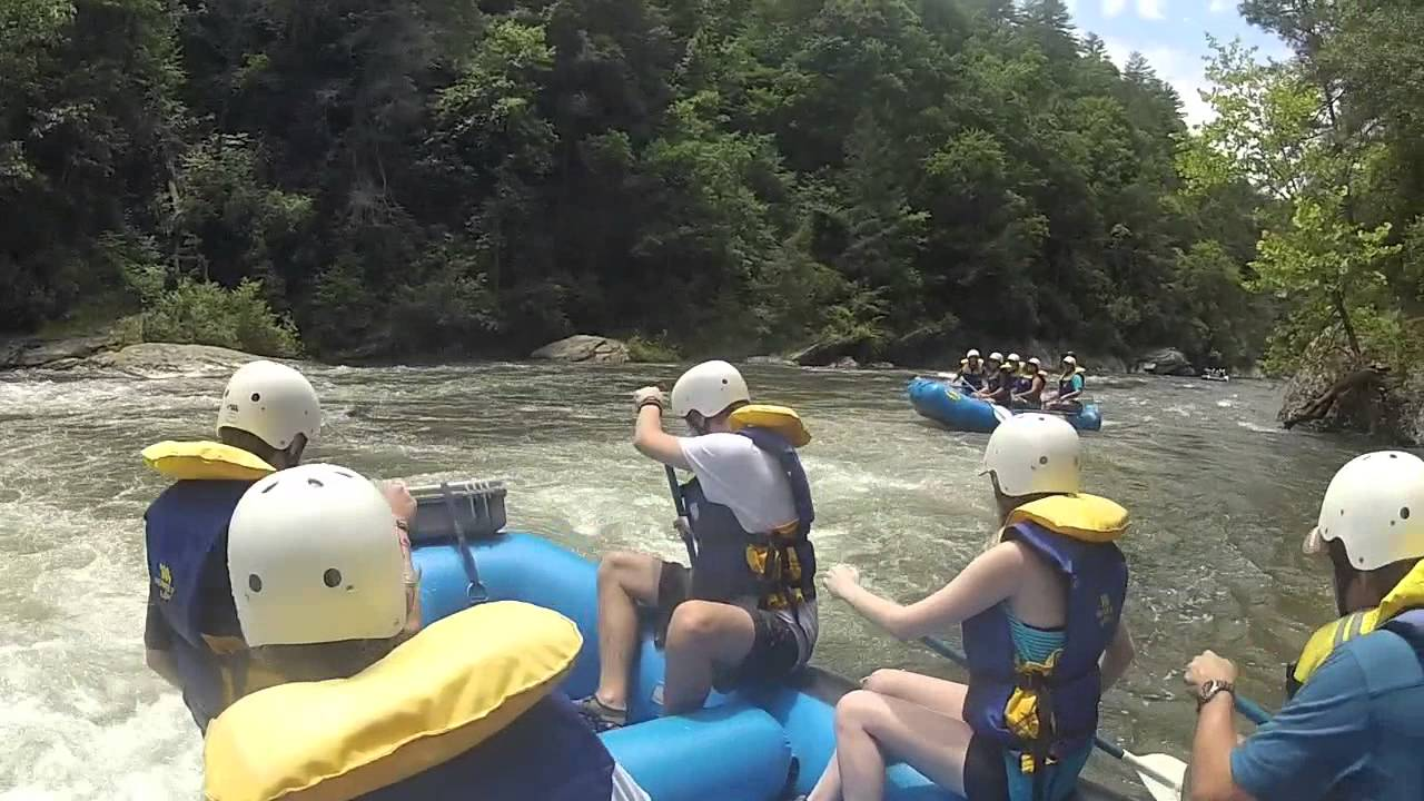 whitewater rafting chattooga river section 3 youtube. Black Bedroom Furniture Sets. Home Design Ideas