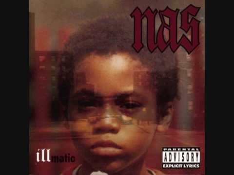 Nas - Represent (With Lyrics)