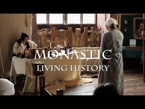Monastic Living History by Iron Shepherds