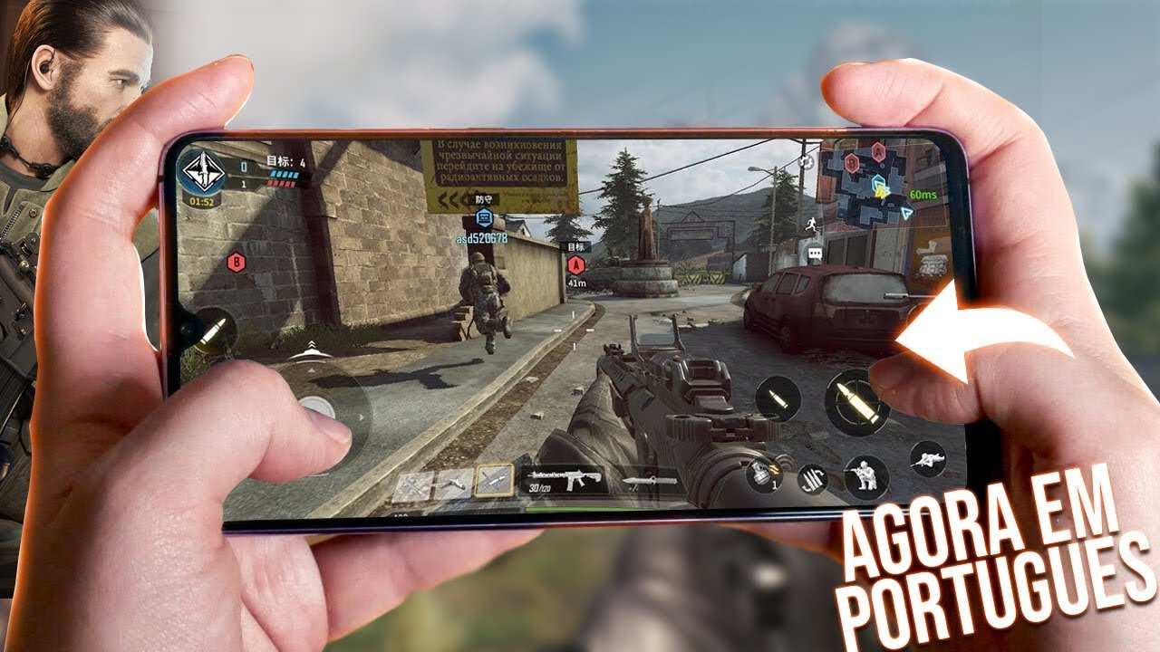 SAIU NOVA ATUALIZAÇÃO do Call of Duty Mobile - OTIMIZAÇÃO, Idioma Português e NOVO Modo de Jogo!