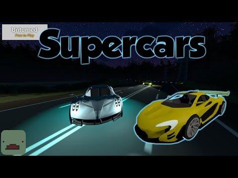Supercars mit Radio und Unterbodenbeleuchtung! [Mod Showcase] #143