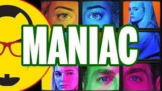 MANIAC - Série Original Netflix - Nerd Rabugento