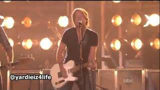 Keith Urban - Long Hot Summer (Billboard Music Awards 2011)