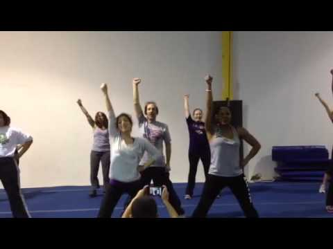 All Pro All Stars Parents Team Cheer - 1