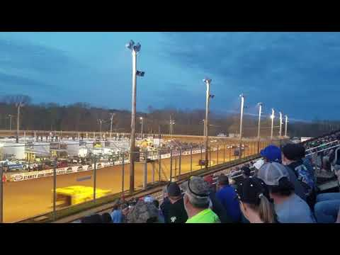 LUCAS OIL LATE MODEL SERIES @ HAGERSTOWN!! 4/13/19