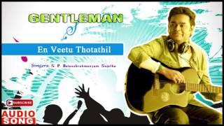 Download En Veetu Thotathil Song | Gentleman Tamil Movie | Arjun | Madhoo | AR Rahman | Music Master MP3 song and Music Video