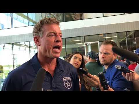 Troy Aikman says he